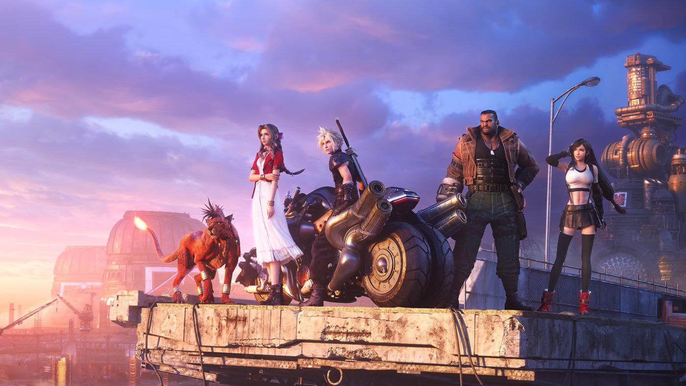 Final Fantasy VII Remake - wyeksploatowana muzyka | Gamemusic